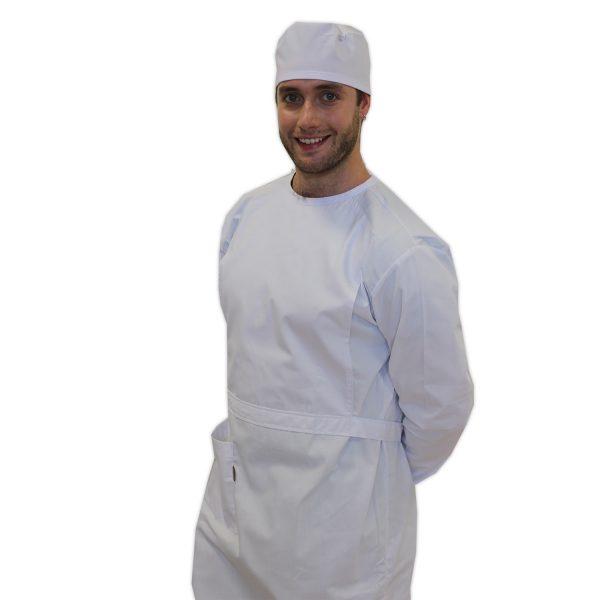 Delantal Modelo Anatomía Hombre