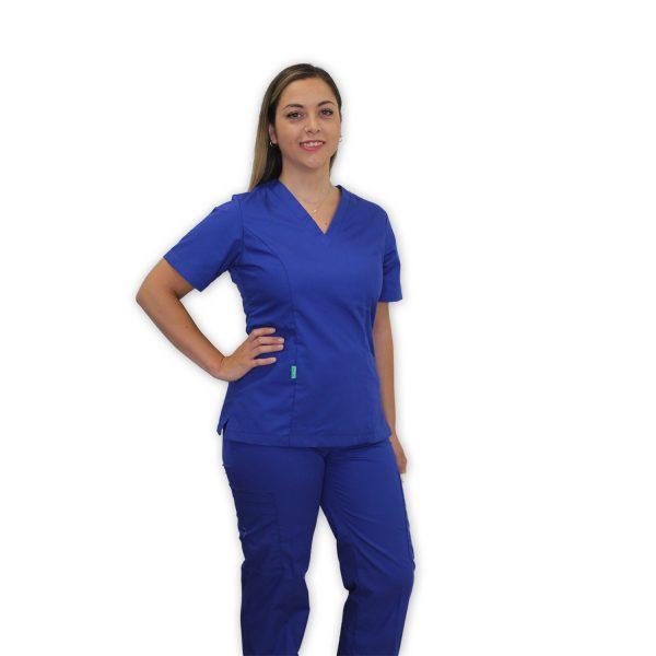 Traje modelo Cirugía Color Azul Rey